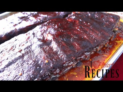 how to cook pork ribs in the oven ingredients