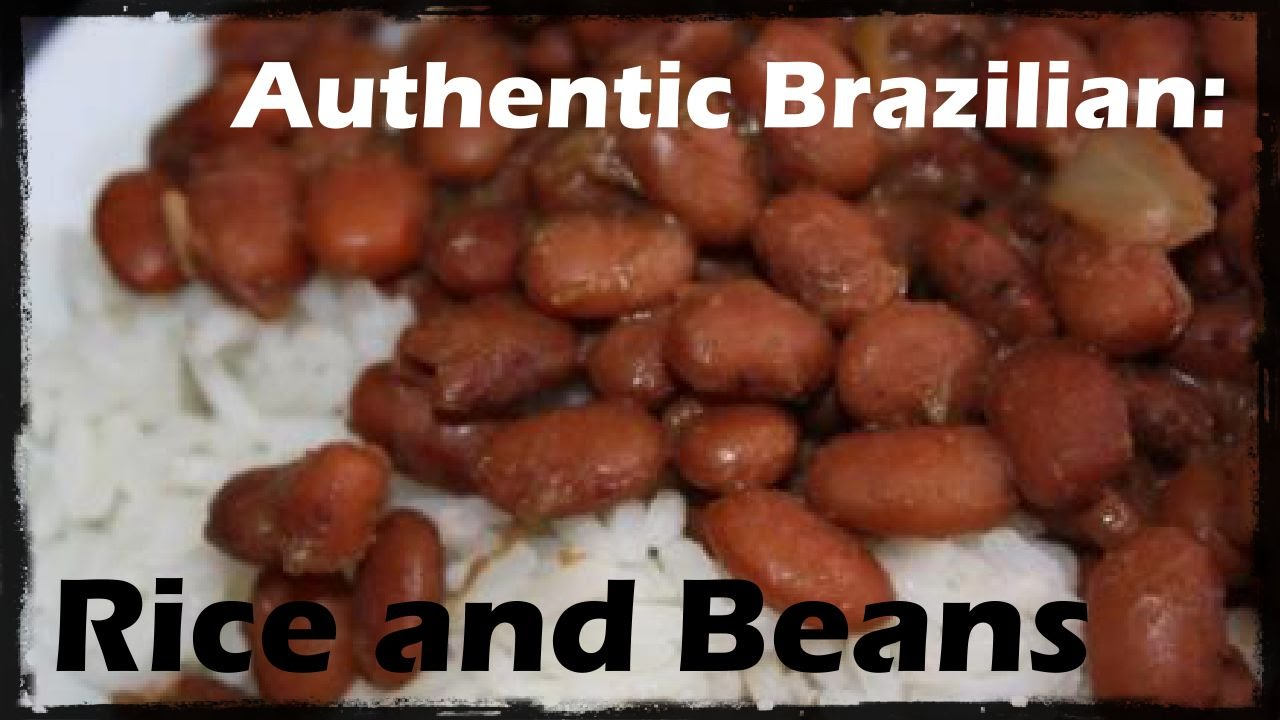 Authentic brazilian rice and beans black food recipes for Authentic brazilian cuisine