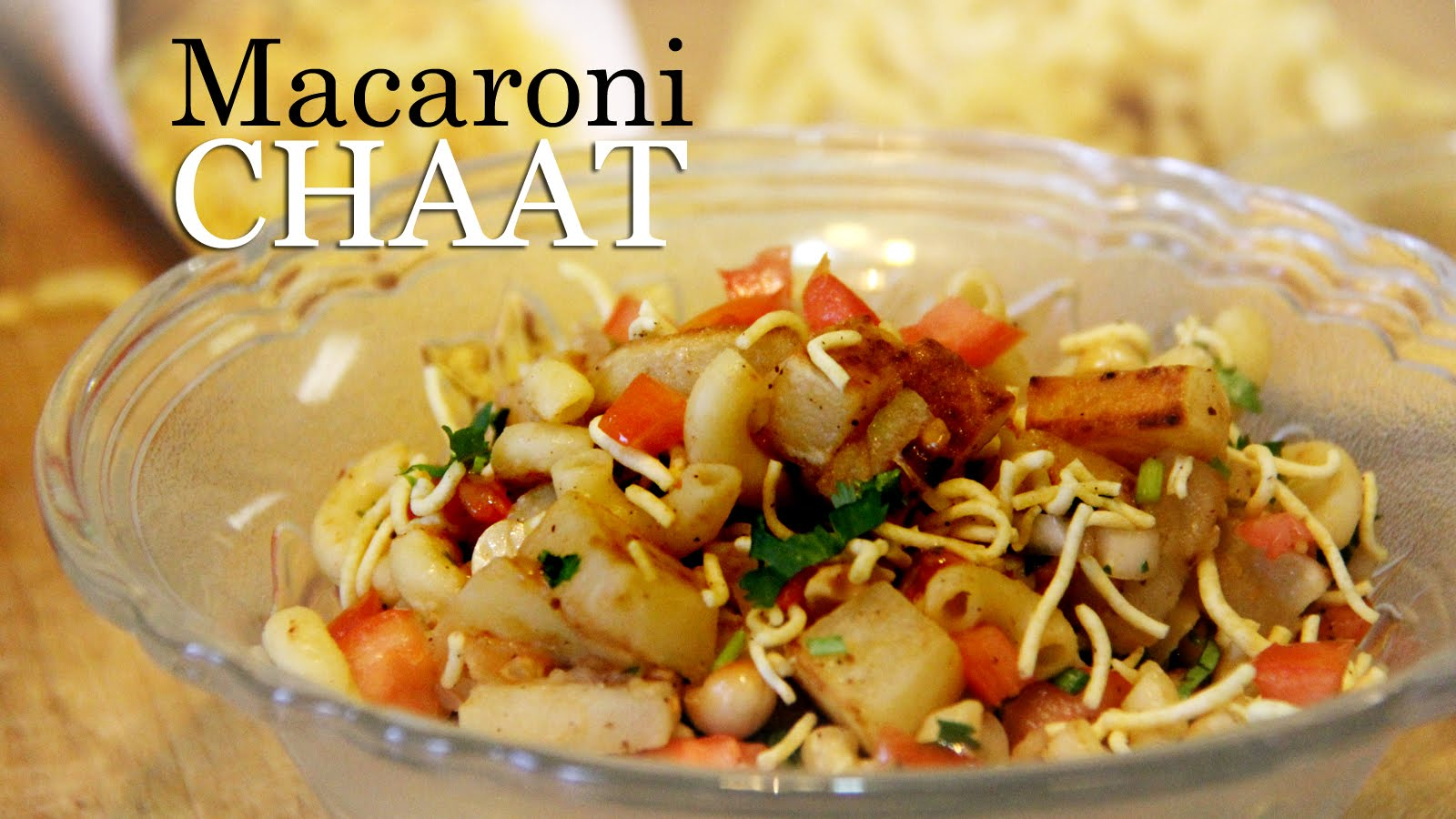 Macaroni chaat recipe indian style macaroni pasta recipe veg macaroni chaat recipe indian style macaroni pasta recipe veg appetizer recipes indian by shilpi forumfinder Images