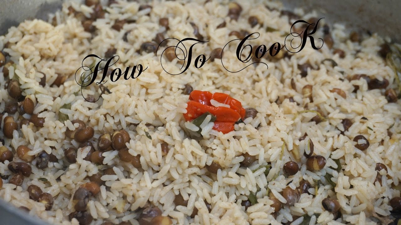 Soul Food Recipe For Pigeon Peas And Rice