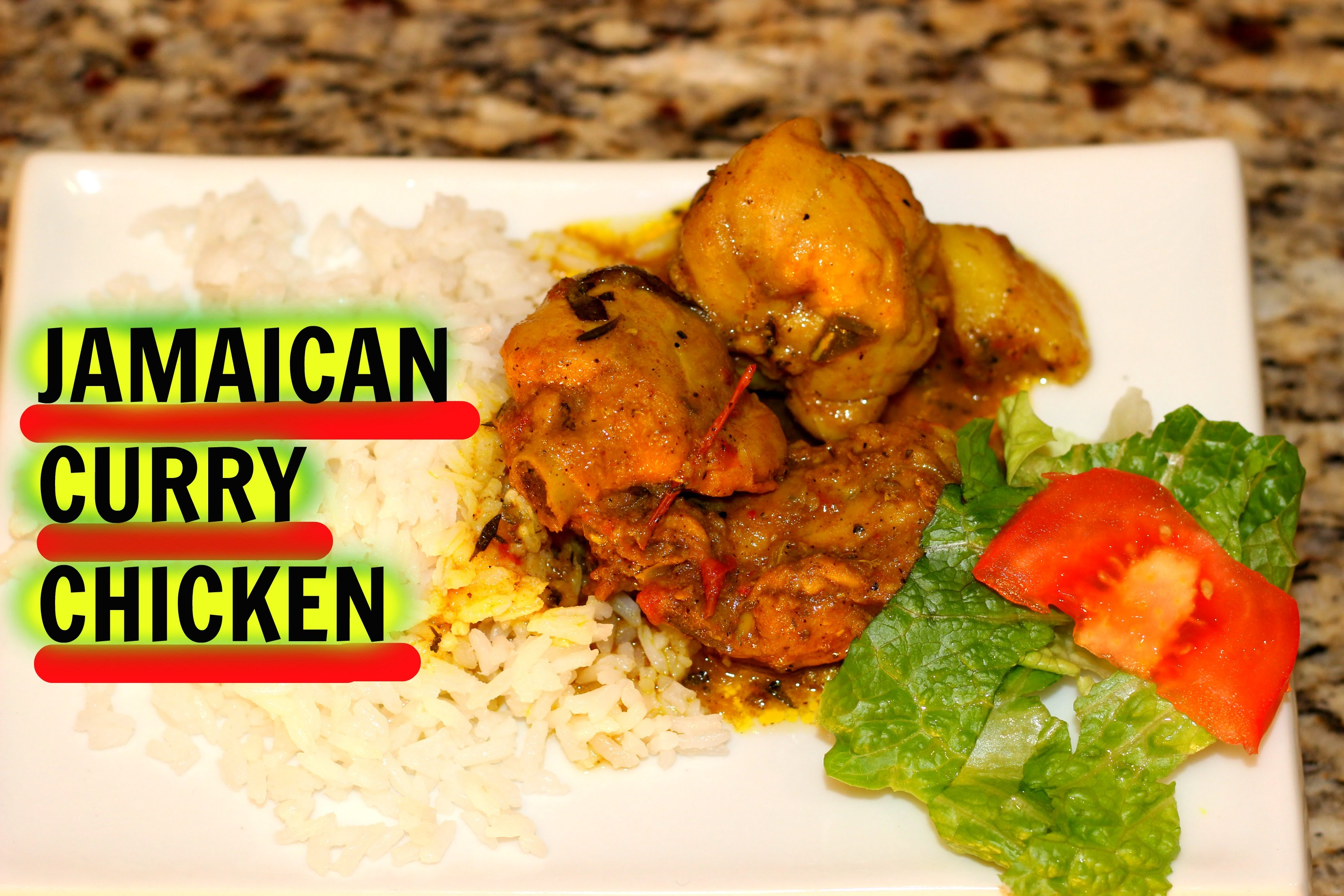 Authentic jamaican curry chicken recipe the jamaican mother authentic jamaican curry chicken recipe the jamaican mother forumfinder Choice Image